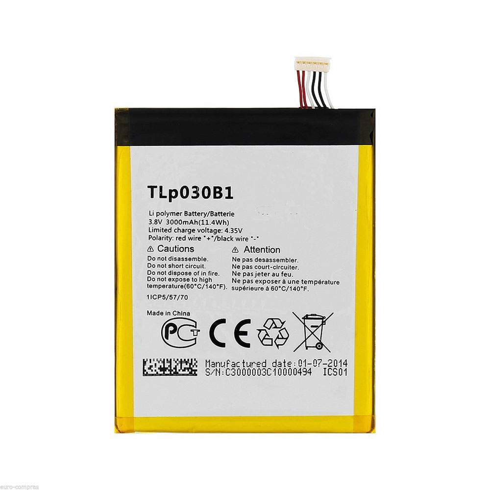 TLp030B1 for Alcatel One Touch Pop S7 OT 7045 7045Y