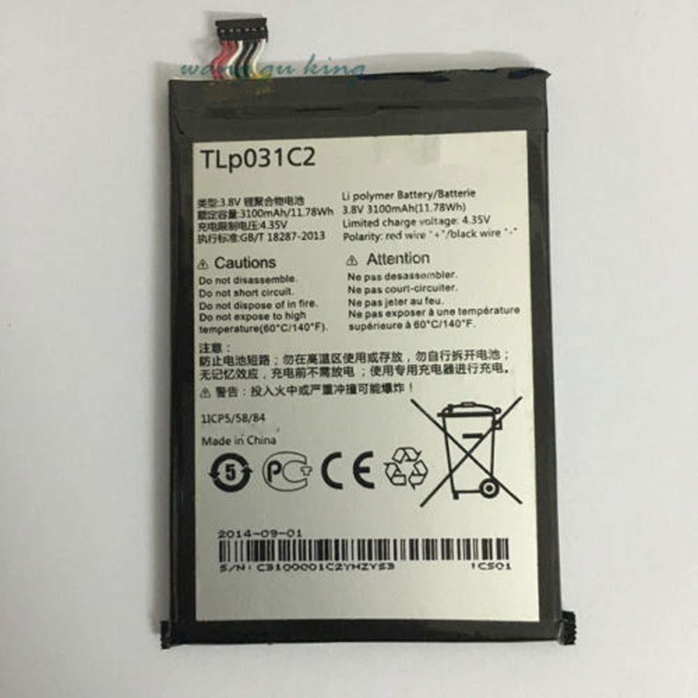 TLp031C2 for Alcatel One Touch Hero 2 OT-8030 OT-8030B