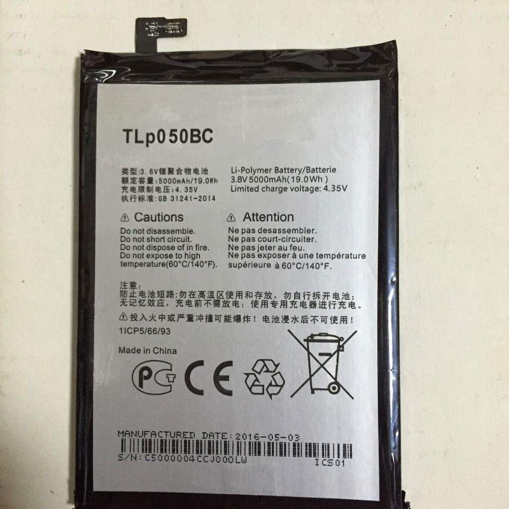 TLp050BC for Alcatel Onetouch