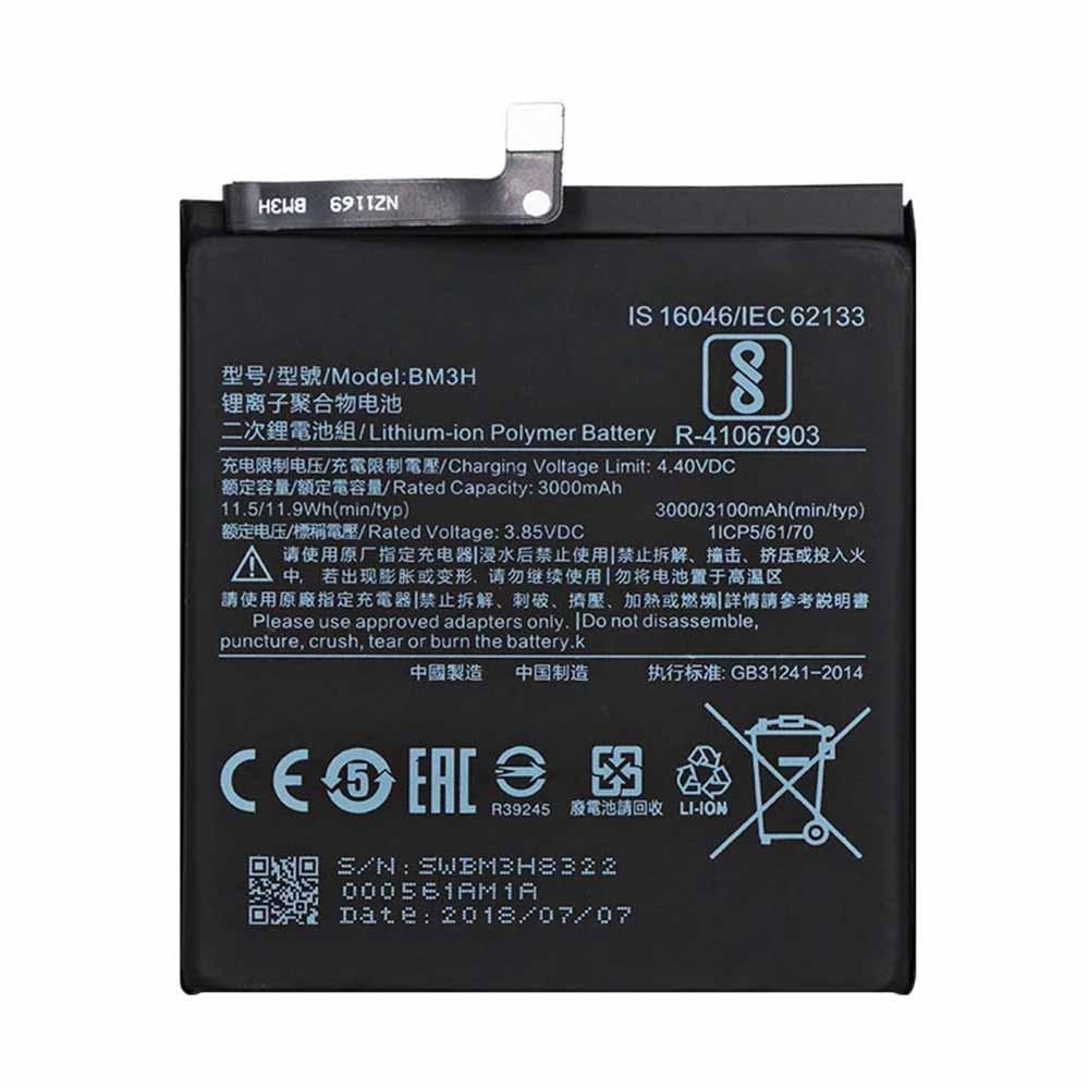 BM3H for Xiaomi 9Pro