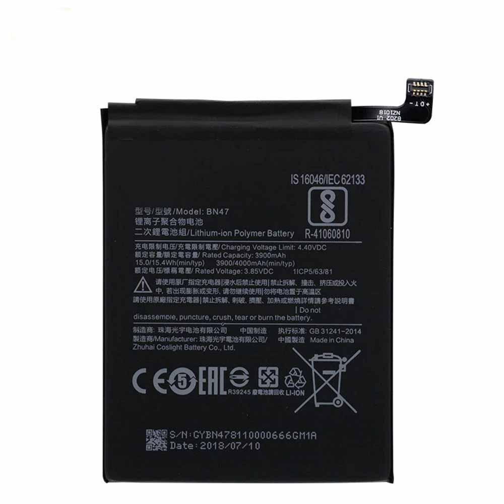 BN47 for Xiaomi Redmi 6 Pro
