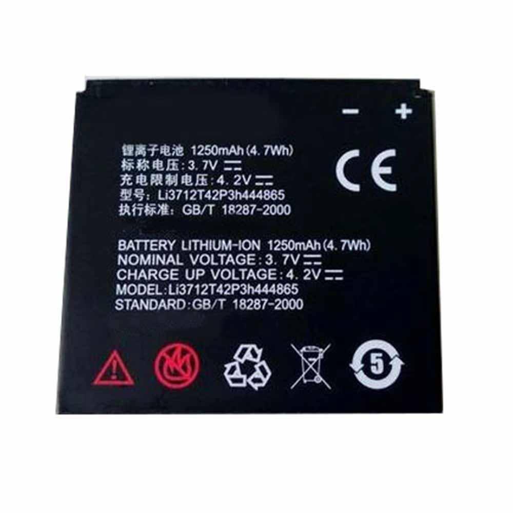 Li3712T42P3h444865 for ZTE V880 U880 N880 P729B
