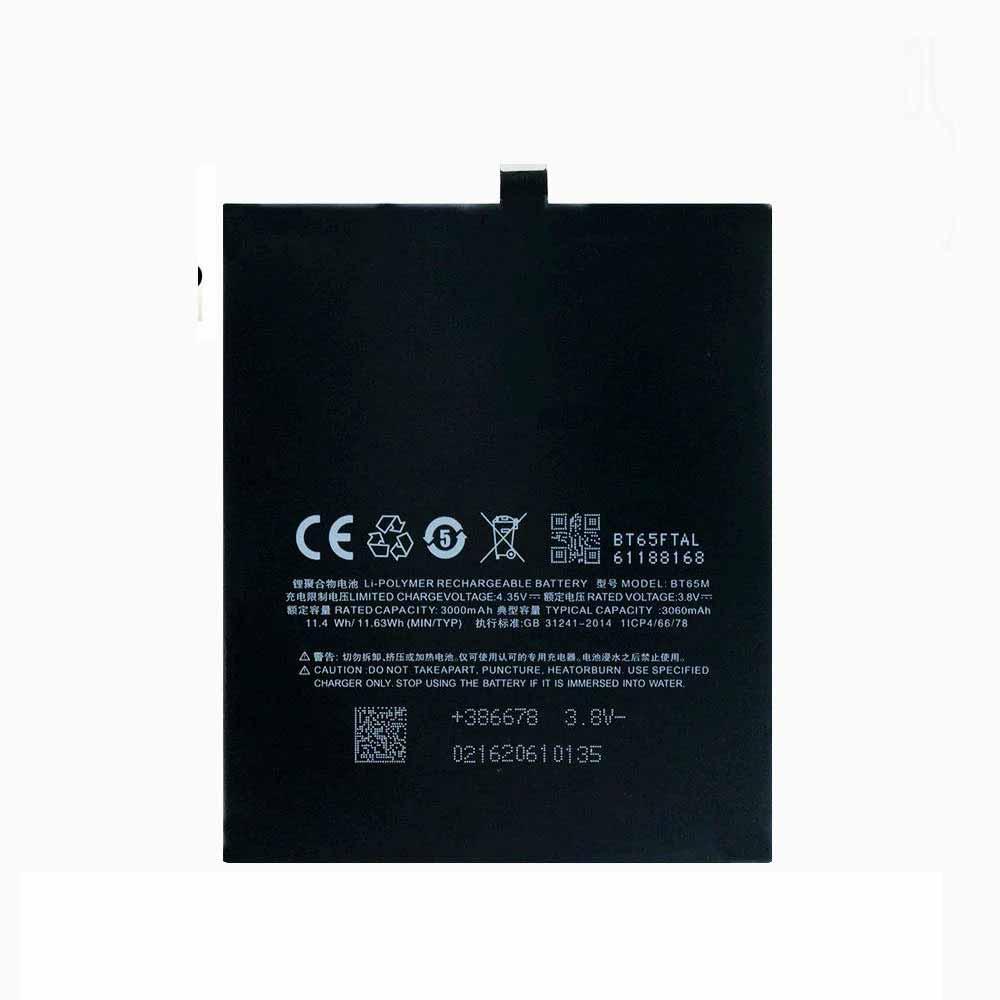BT65M for Meizu MX6 M685U M685Q M685C