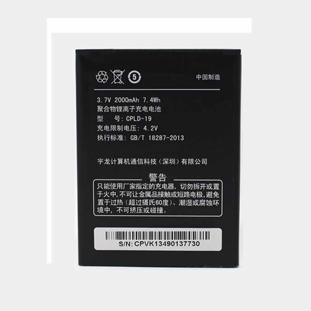 COOLPAD CPLD-19
