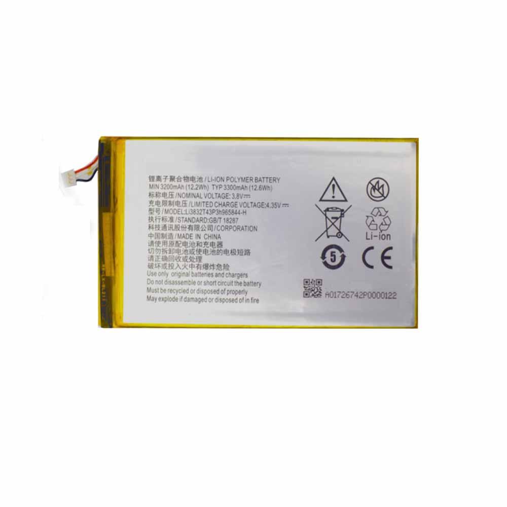 Li3832T43P3h965844-H