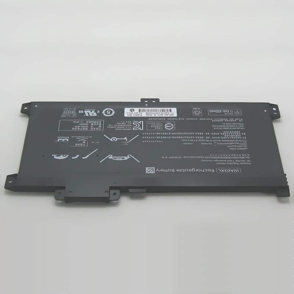 WA03XL for HP HSTNN-UB7H TPN-W126 HSTNN-LB7T 916367-541
