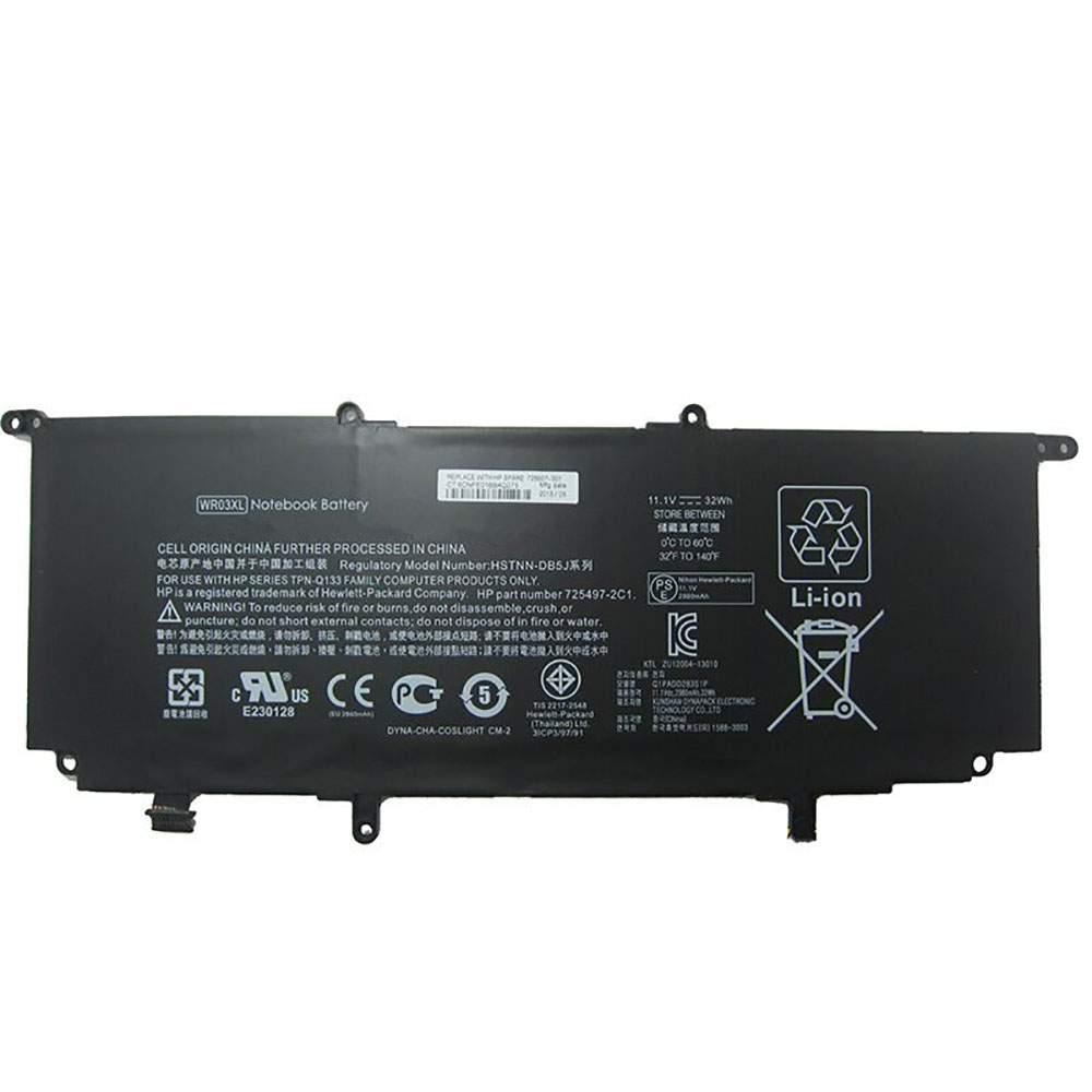 WR03XL for HP Split X2 13-M 13-M000 725497-2B1 725607-001
