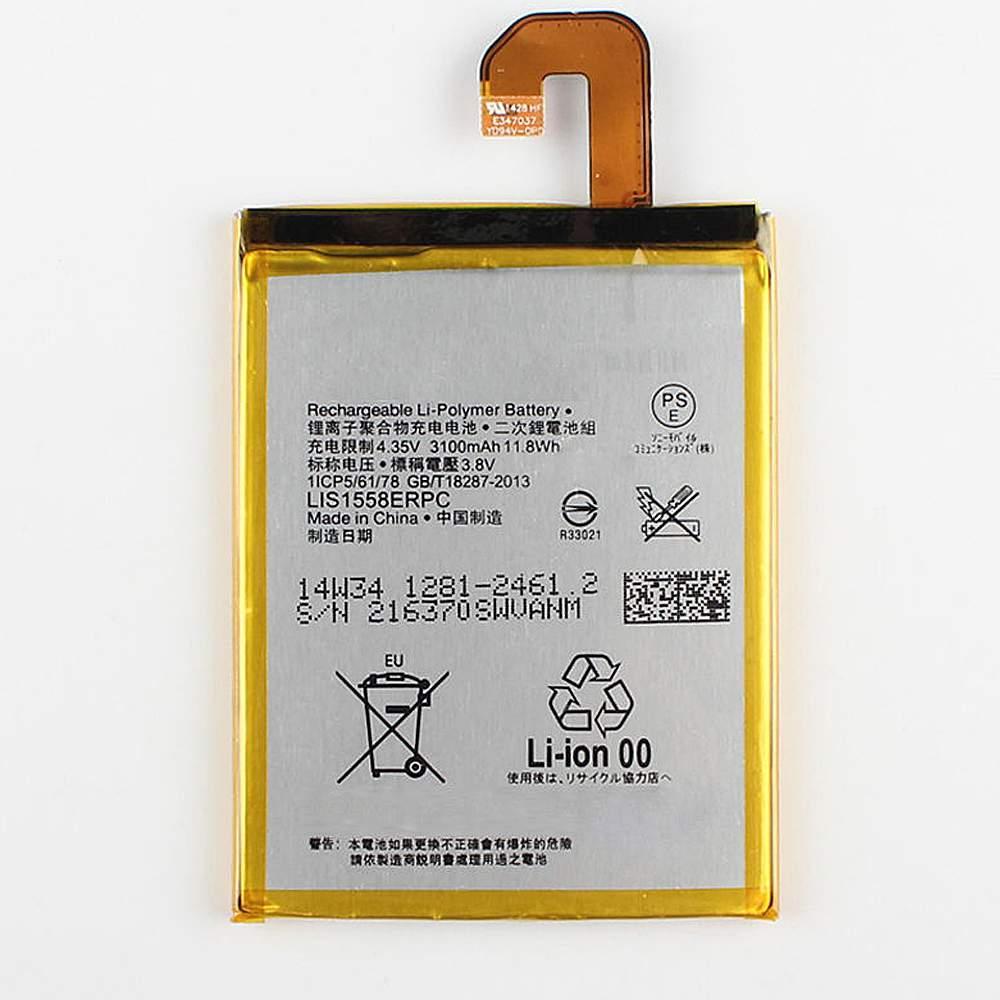 LIS1558ERPC for Sony Xperia Z3 L55T L55U D6653 D6633