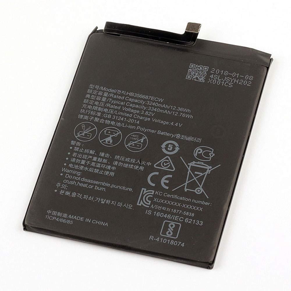 HB356687ECW for Huawei Nova 2 Plus Dual SIM Nova2 Plus