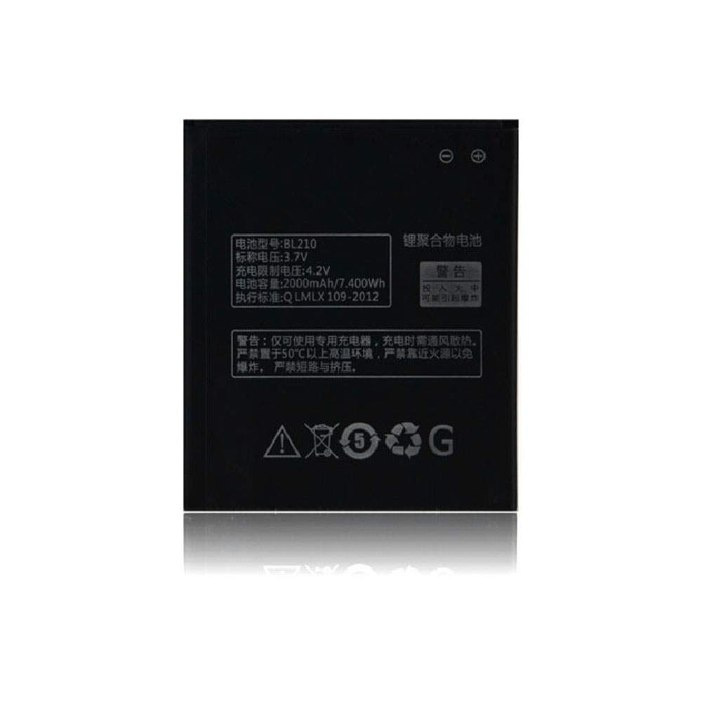 BL210 for Lenovo S820 S650 A750E A658T A656 A766